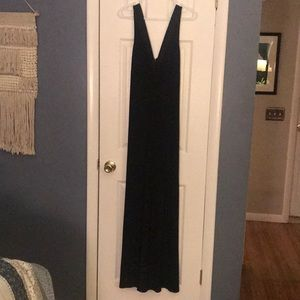 LAUNDRY Black Evening Gown